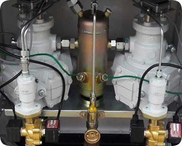 Kit Hidraulico de Dispensador de GLP marca 2A - peru